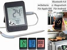 Rosenstein S 246 Hne Smart Thermo 2 Grillthermometer