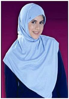 Model Kreasi Jilbab Cantik Iriany S
