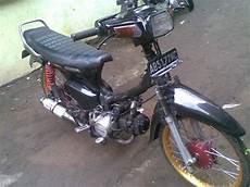 Modifikasi Motor Prima by Hudapratama