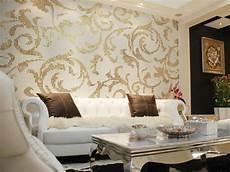 Edle Tapeten Wohnzimmer - beautiful living room wallpaper decorating ideas 2020 ideas
