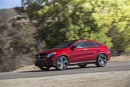 2016 Mercedes Benz GLE450 AMG Coupe First Drive Review