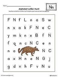letter n activities worksheets 24142 alphabet letter hunt letter n worksheet color letter n worksheet lettering letter n