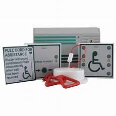 aidalarm mains powered disabled toilet alarm kit