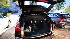 bmw x1 coffre nouveau bmw x1 volume de coffre 505 litres auto
