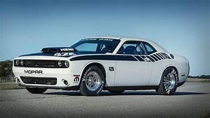 2016 Dodge Mopar Challenger Drag Pak  Top Speed
