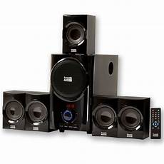 audio system subwoofer acoustic audio aa5160 home theater 5 1 speaker system with