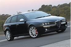News New 1750 Tbi Engine Added To Alfa Romeo 159 Sportwagon