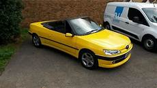 peugeot 306 cabriolet s 2 0 16v sundance yellow 1999 in