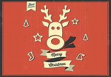merry christmas reindeer psd background free photoshop brushes at brusheezy