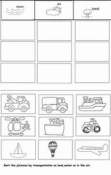 transportation math worksheets preschool 15212 transportation unit worksheet for kindergarten crafts and worksheets for preschool toddler and