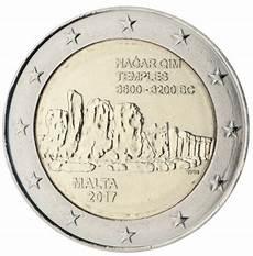 malte 2 comm 233 morative 2017 valeur des pi 232 ces de 2