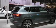 2017 seat ateca fr ibiza cupra at automobile