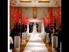 diy wedding aisle decorating ideas youtube