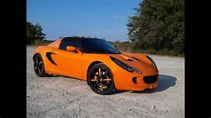 2005 Lotus Elise Super Car With Custom Exhaust  YouTube