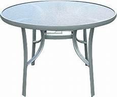 Gartentisch Alu Glas - merxx gartentisch 216 100 cm alu glas ab 114 90