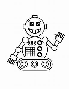 Malvorlagen Roboter Java Konabeun Zum Ausdrucken Ausmalbilder Roboter 23492