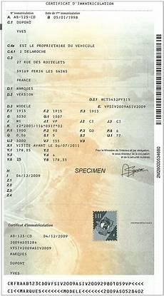 carte grise aux 2 noms auto style occasions comprendre certificat d immatriculation carte grise