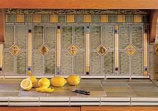 Arts And Crafts Tiles For Backsplash arts crafts kitchen backsplash pratt larson