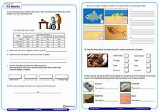 science worksheets on rocks 12343 year 3 science assessment worksheet with answers rocks teachwire teaching resource