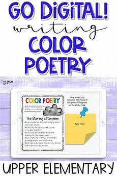 analyzing poetry worksheet 4th grade 25451 pin on digital learning for elementary