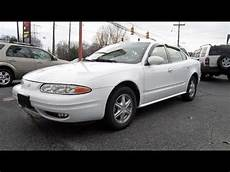 how to work on cars 2002 oldsmobile alero on board diagnostic system 2002 oldsmobile alero gl start up engine and in depth tour youtube
