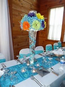 wedding decorations in malibu blue malibu blue wedding decorations malibu blue hydranges