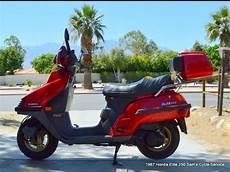 1987 honda elite 250 scooter for sale www samscycle net