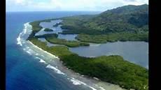 kosrae the island of the sleeping lady youtube