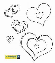Malvorlage Herz Mit Herzen Zum Ausmalen Frisch Malvorlagen Herzen Kostenlos