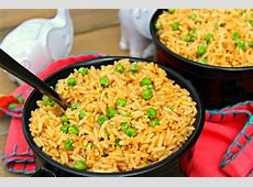cuban spicy yellow rice_image