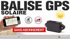 Balise Gps Temps R 201 El Sans Abonnement Solaire Secutec