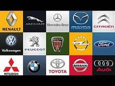 que signifient ces logos automobiles