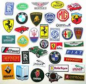 TOP EUROPEAN CAR BRAND PATCHES  Any Marque Patch Only &1631