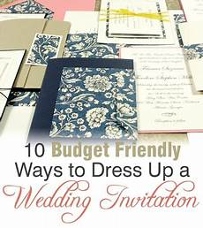 10 budget friendly ways to up a store bought wedding