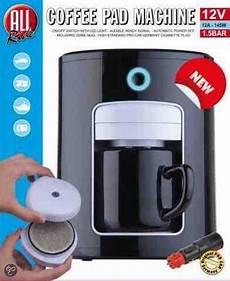 bol senseo koffiepad machine 12 volt