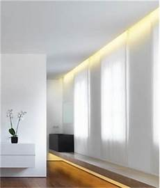 recessed reveal lighting profile for alcoves