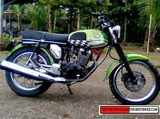 Modifikasi Cb 100 Klasik by Contoh Modifikasi Honda Cb 100 Classic Untuk Inspirasi
