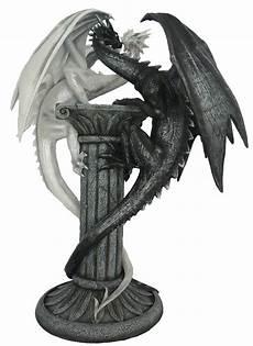 Drachen Schwarz Weiß - drachen farbig boutique black white shop