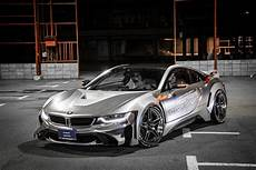 Bmw I8 Clad In Other Worldly Bodykit By Niche Japanese