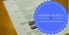 top 19 secrets to writing the resume wisestep
