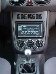 w168 einbau doppel din radio audiovox vme 9125 nav