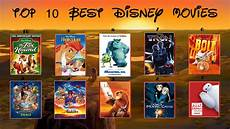 My Top 10 Best Disney By Thunder The Coyote On