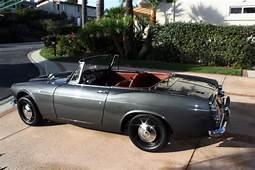 1967 Datsun Roadster 1600 Cabriolet Low Windshield No
