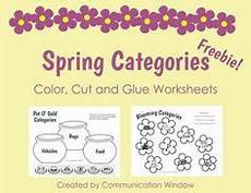 beginning worksheets 18792 1000 images about slp categorization freebies on sorting word work and
