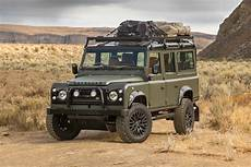 custom cummins powered 1988 land rover defender 110 review