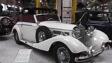 Mercedes 540 K Cabriolet From 1939