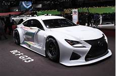 lexus rcf gt3 lexus rc f gt3 to go racing in 2015 geneva motor show live photos