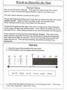 bc and ad timeline template by addictive uk teaching resources tes