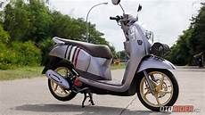 Modifikasi Scoopy Babylook by Modifikasi Honda Scoopy Simpel Anti Thailook