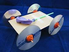 Balloon Car With CD Wheels  M Science Pinterest